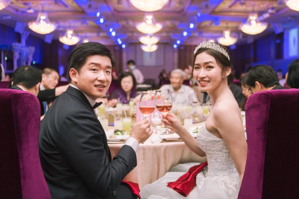 台南婚攝 L&Y 情定婚宴城堡 婚禮攝影 056