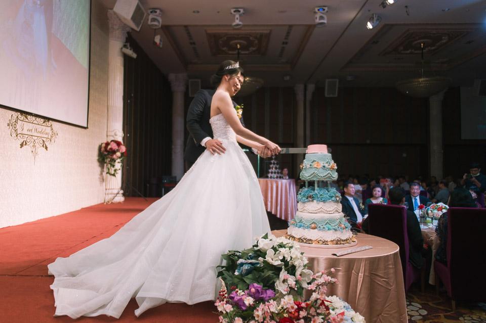 台南婚攝 L&Y 情定婚宴城堡 婚禮攝影 051
