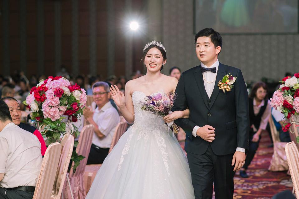 台南婚攝 L&Y 情定婚宴城堡 婚禮攝影 048