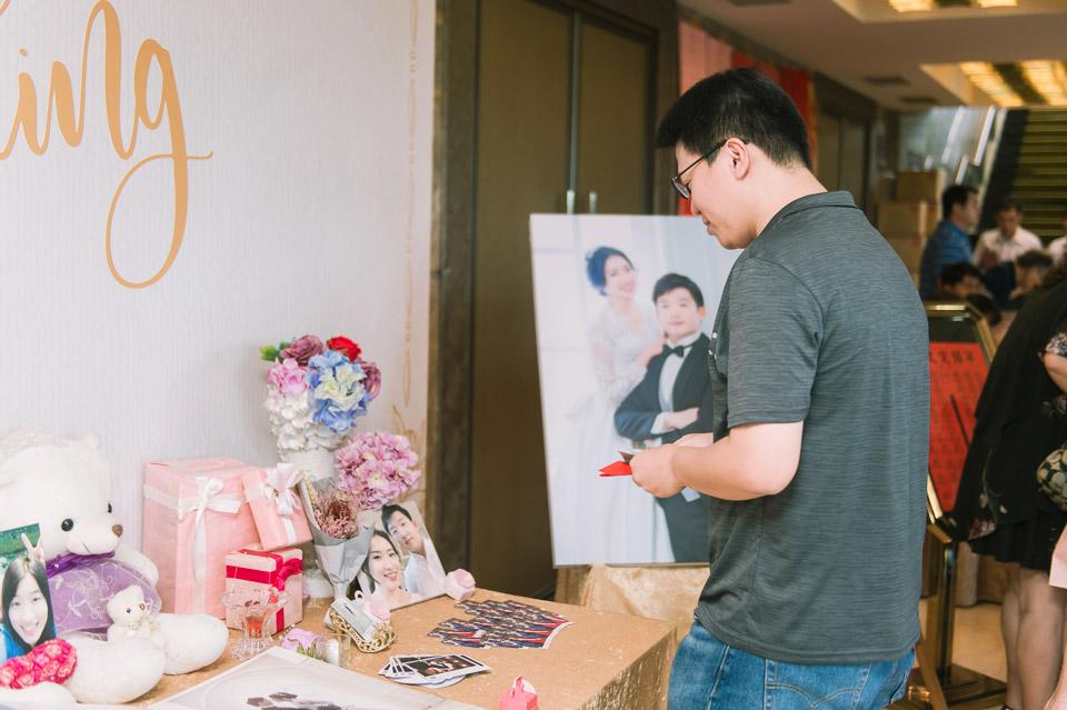 台南婚攝 L&Y 情定婚宴城堡 婚禮攝影 034