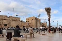 Tripoli main square
