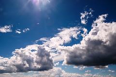 Ciel, façon Ektachrome 64