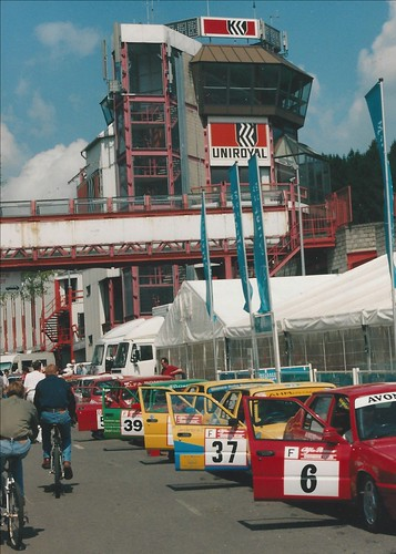 Spa 2000 - Geoff Moeser leads the way in 33 4wd
