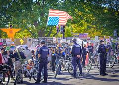 2020.11.06 Outside the White House, Washington, DC USA 311 46031