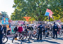2020.11.06 Outside the White House, Washington, DC USA 311 46032