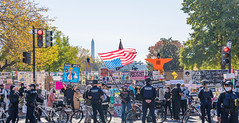 2020.11.06 Outside the White House, Washington, DC USA 311 46036