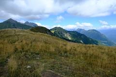 Trail to Le Grand Roc