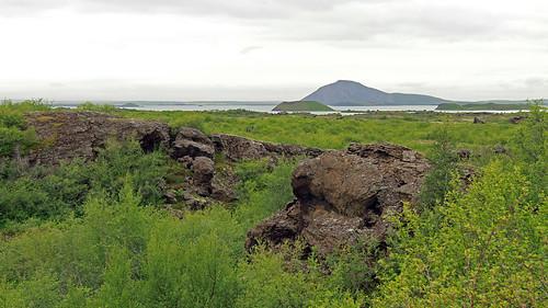 Myvatn Dimmuborgir, Northeast Iceland