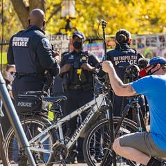2020.11.06 Outside the White House, Washington, DC USA 311 46038