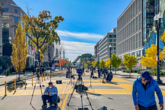 2020.11.06 Outside the White House, Washington, DC USA 311 46013