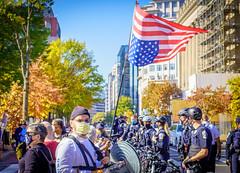 2020.11.06 Outside the White House, Washington, DC USA 311 46025