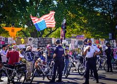 2020.11.06 Outside the White House, Washington, DC USA 311 46028