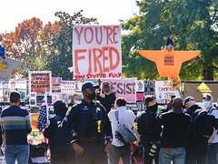2020.11.06 Outside the White House, Washington, DC USA 311 46051