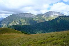 Mont de la Coche @ Trail to Le Grand Roc