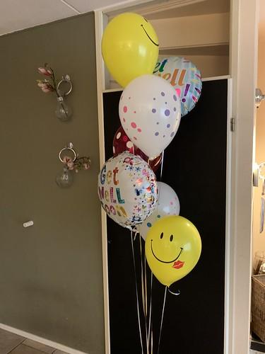 Ballonboeket Beterschap