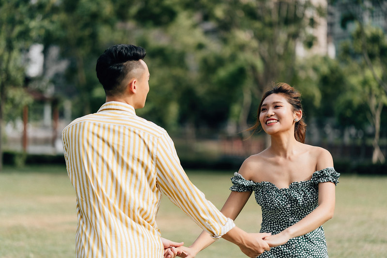 新竹婚紗攝影,雜誌風格,西服婚紗,時尚,自然