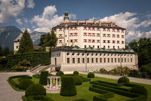 Innsbruck - Schloss Ambras