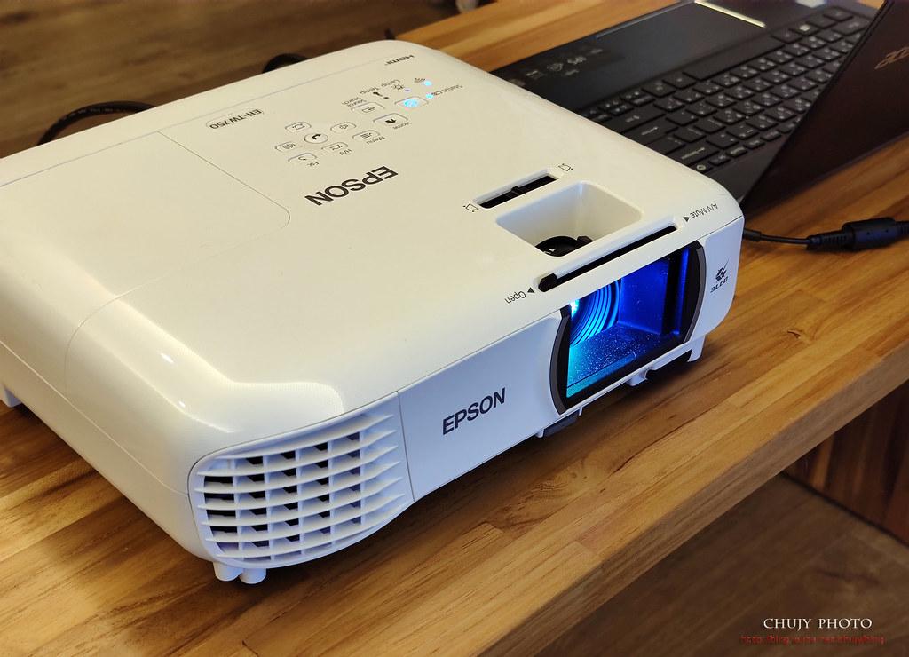(chujy) 投影機跨界小霸王 EPSON EH-TW750