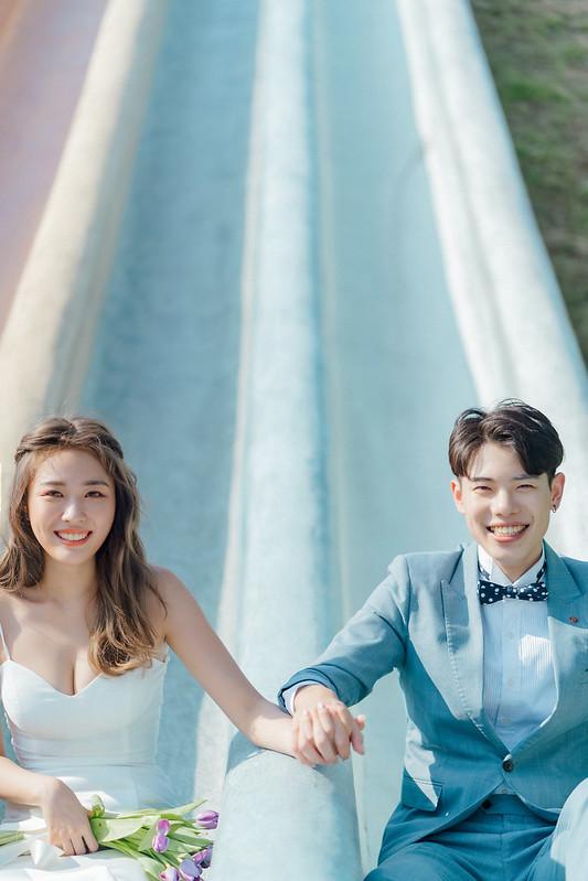 台北婚紗攝影, 韓系風格,婚紗,清新,自然