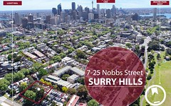 7 - 25 Nobbs Street, Surry Hills NSW