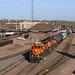 BNSF 2646, Sioux Falls, S.D.