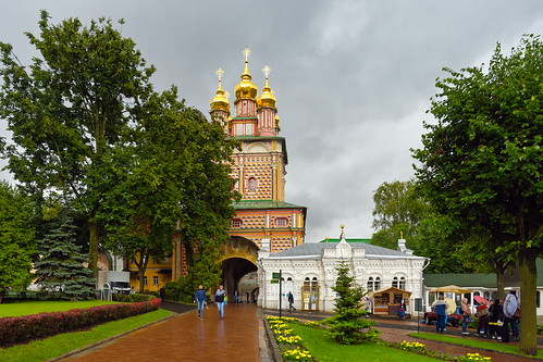 Trinity Lavra of Saint Sergius 3 ©  Alexxx Malev