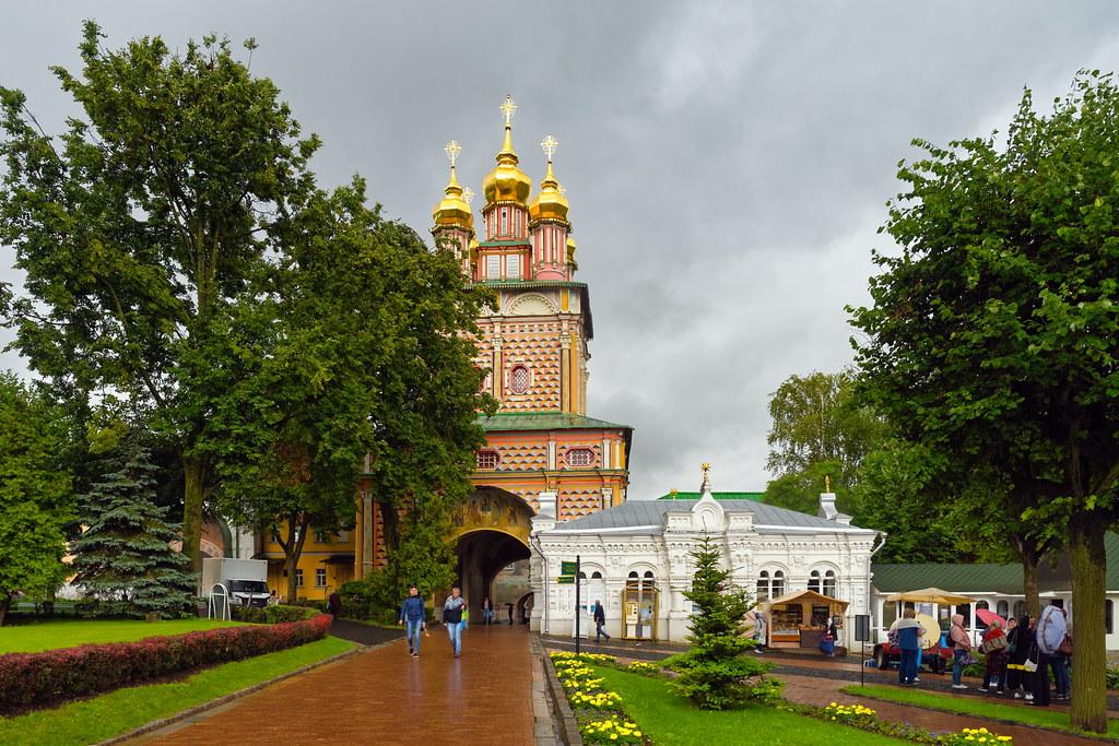 фото: Trinity Lavra of Saint Sergius 3