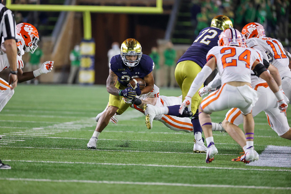 Clemson Photos: 2020, Football, notredame