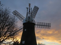 Holgate Windmill, October 2020 - 02