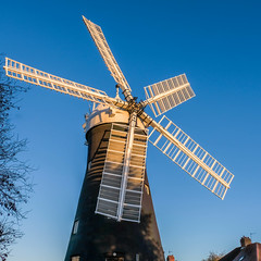 Holgate Windmill, October 2020 - 07