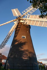 Holgate Windmill, October 2020 - 08
