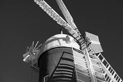 Holgate Windmill, October 2020 - 11