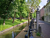 Tree-lined canal, Utrecht