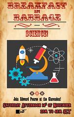 Bedlam in Babbage: Science!