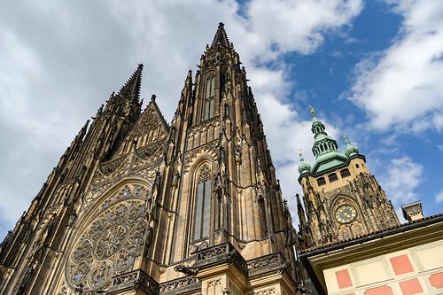 Prague: Saint Vitus Cathedral
