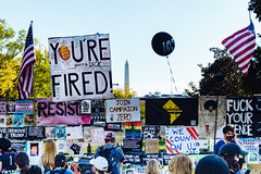 2020.11.09 In front of the White House, Washington, DC USA 313 41206