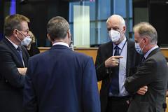 Spotkanie trójstronne pomiędzy Radą, Komisją i Parlamentem ws. wieloletnich ram finansowych 2021-2027