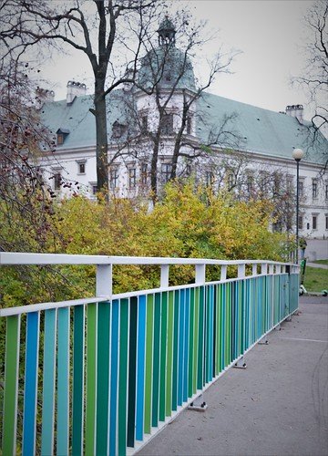 Colourful Ujazdowskie