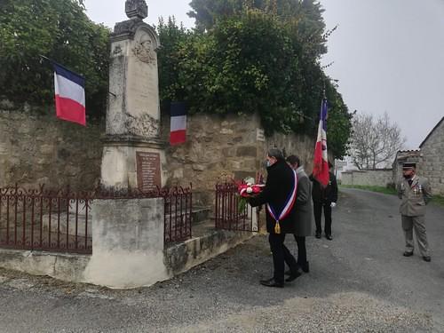 Commémorations de l'Armistice du 11 novembre 1918