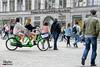 Milieuvriendelijke fiets.