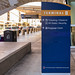 Terminal B Departures Sign - Norman Y. Mineta San Jose International Airport - San Jose - California