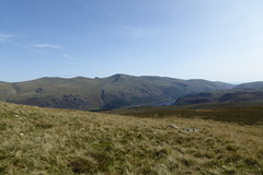 Looking at the mighty Helvellyn
