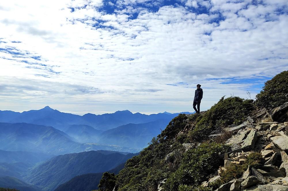 圖10_踏上百岳是你絕不會後悔的決定,身處山之國度,一生中怎麼可以沒有征服幾座百岳