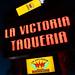 La Victoria Taqueria at Night - San Jose - California