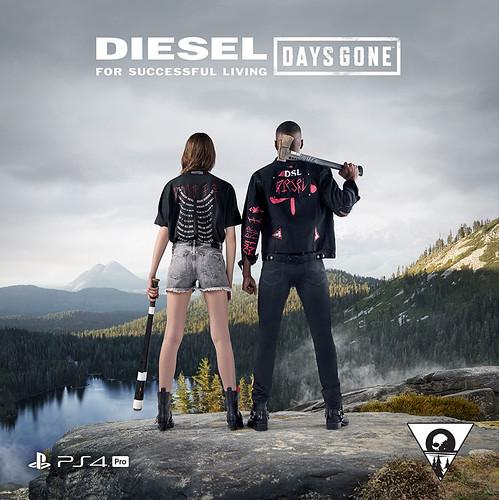 Diesel x Days Gone