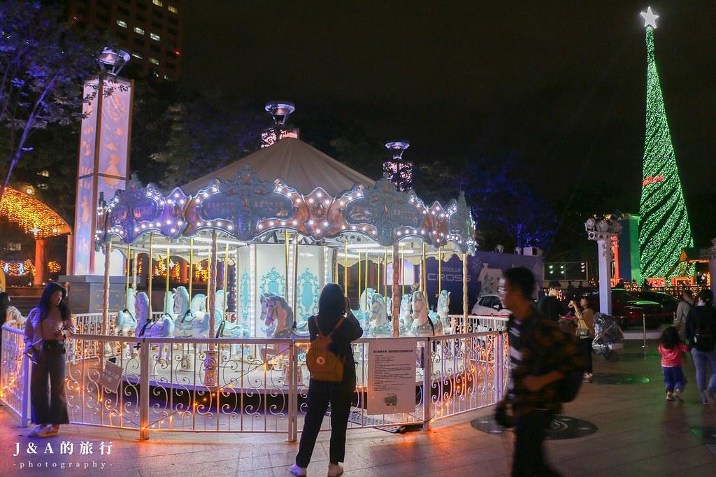 2020新北耶誕城。結合迪士尼經典童話,氣氛更添浪漫!2020新北耶誕城活動資訊整理介紹 【台北旅遊景點】 @J&A的旅行