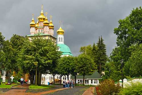 Trinity Lavra of Saint Sergius 5 ©  Alexxx Malev