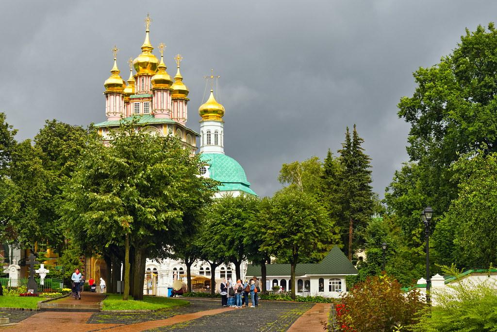 фото: Trinity Lavra of Saint Sergius 5