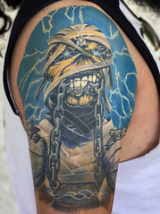 Chris Holbert - Black 13 Tattoo