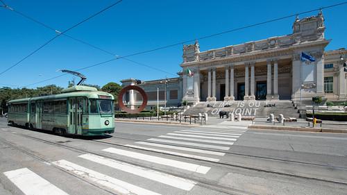 Galerie nationale d'Art moderne et contemporain, Rome, 2020